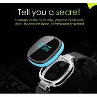 Factory Smart Bracelet Heart Rate Monitor Pedometer Step Counter Calorie Bracelet Call