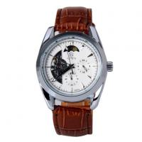 Buy cheap Wholesale Automatic mechanical Stainless Steel Watch Sports Chronograph product
