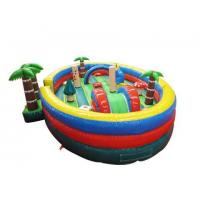 Buy cheap Bounce House With Slide product
