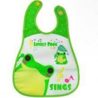2016 china supplier cheap EVA triangle Baby Bibs wholesale