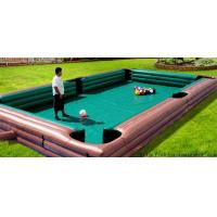 Buy cheap sports game inflatable human billiards,CUZU balls game product