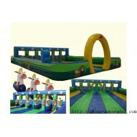 Buy cheap sports game inflatable horse racing product