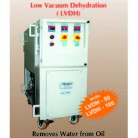 Buy cheap Low Vacuum Dehydration product