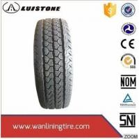 Low Profile Light Truck Tire