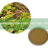 Buy cheap Top Quality Extract Powder of Epimedium product