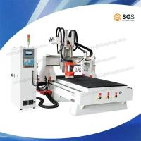 Buy cheap Auto Tool Changer Woodwofking CNC Center with Hsd Drill and Saw product