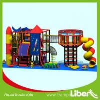 Buy cheap According to Your Room Customized Indoor Playground Equipment for Kids product