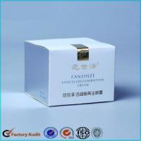 Buy cheap Eye Cream Skincare Packaging Paper Box product