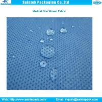 Buy cheap SMS sterilized blue non woven fabric product