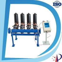 4 inch Twin-type Disc Filtration System