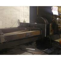 CNC lathe Processing of large digital disp