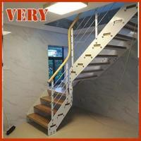 Steel Plate Stairs Product Name:Single Steel Stringer VK17D