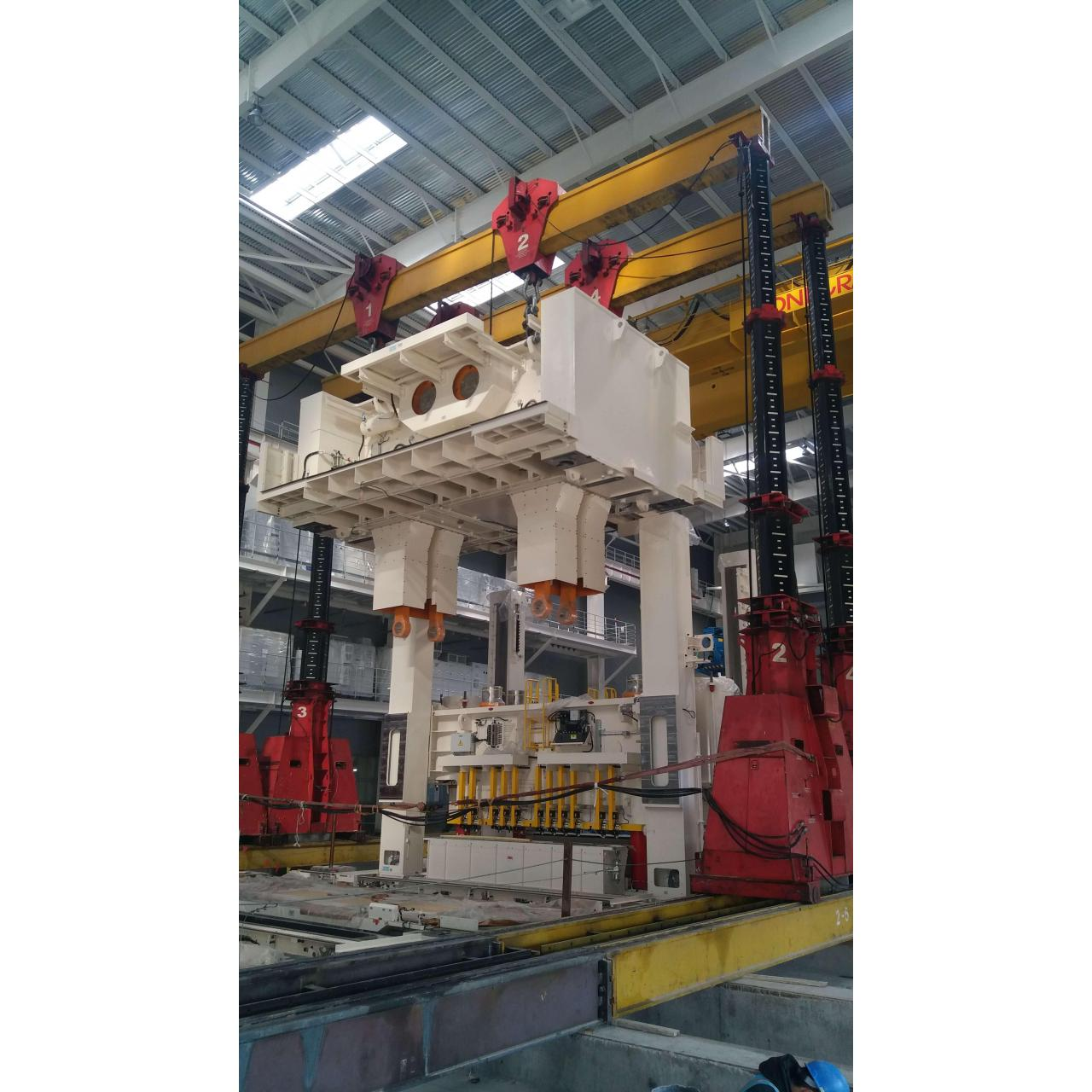 Buy cheap Type of Engineering Changshu Land Rover assembly line production line product