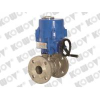 Electric Operated Control Valves